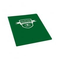 Collectors Portfolio 9-Pocket zelene boje