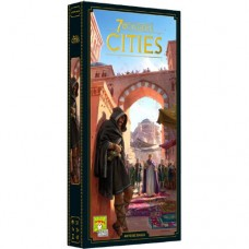 7 Wonders Cities: (Second Edition)