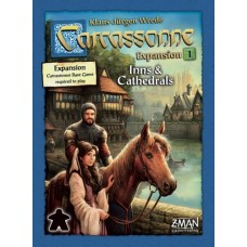 Carcassonne: Inns & Cathedrals 2.0