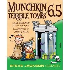 Munchkin 6.5: Terrible Tombs