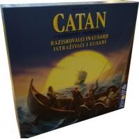 Catan istraživači i gusari