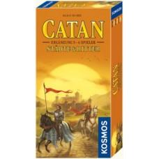 Catan: Gradovi i Vitezovi - ekspanzija za 5 i 6 igrača (De)