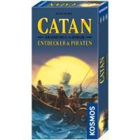 Catan: Istraživači i Gusari - ekspanzija za 5 i 6 igrača (De)