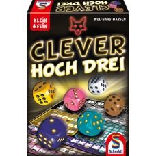 Clever Hoch Drei - Clever Cubed (De)