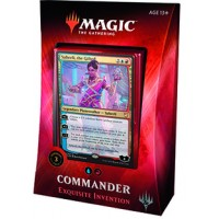 Commander Deck: Exquisite Invention