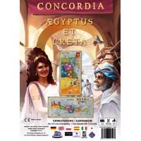 Concordia: Aegiptus / Creta