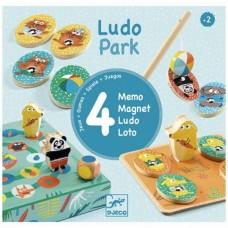LudoPark - 4 Games