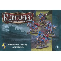 Runewars Miniatures Game: Oathsworn Cavarly