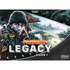 Pandemic Legacy Season 2 (Black Edition)