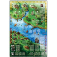 Raiders of the North Sea - Play Mat